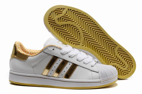 arriving huge selection of good looking adidas Adidas Gold Zalando Foot Superstar Soldes Rose BdeCxo